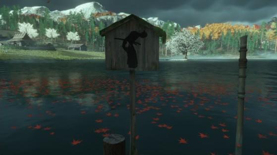 Soluce Ghost of Tsushima : Positions des Autels cachés