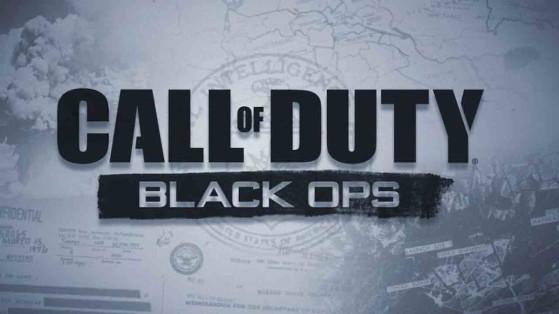 Call of Duty 2020 : le logo de Black Ops Cold War vient de leak