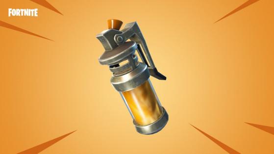 Fortnite : nerf des grenades et des grenades gaz avant les FNCS
