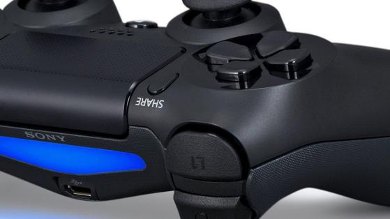 Les manettes DualShock 4 de la PS4 seront incompatible avec les jeux PS5