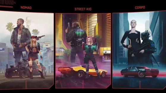Cyberpunk 2077 : Quelle origine choisir pour commencer ? Présentation des Lifepaths