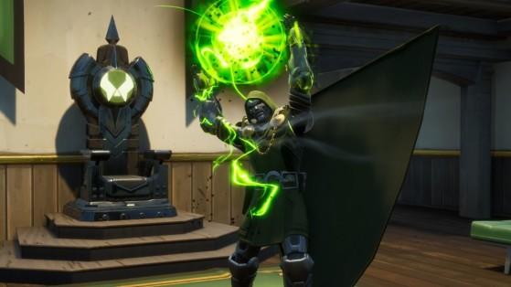 Fortnite saison 4 : boss, objets mythiques et armes légendaires