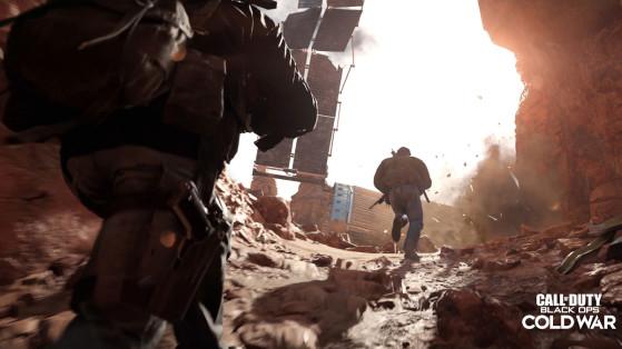 Black Ops Cold War : vers une résolution 4K pour la PS5 et la Xbox Series X