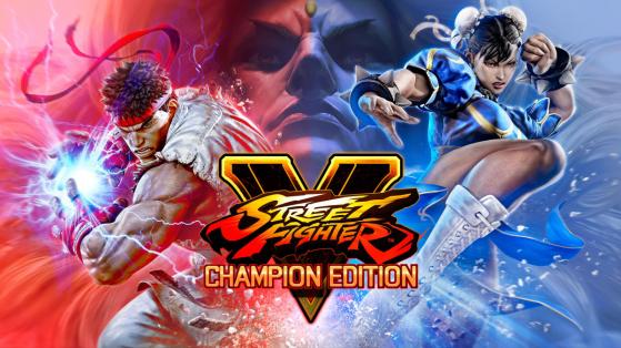 Les annonces Street Fighter V du Tokyo Game Show