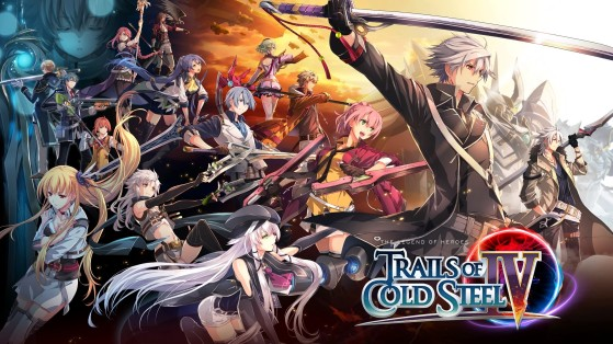Test The Legend of Heroes : Trails of Cold Steel 4 sur PS4 et Switch