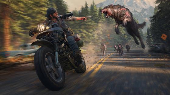 Days Gone sur PS5 profitera de 60 images par seconde et une 4K dynamique