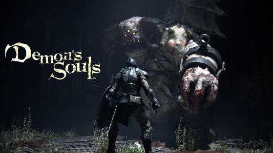 Test Demon's Souls PS5