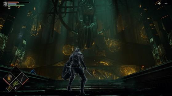 Le Nexus - Demon's Souls