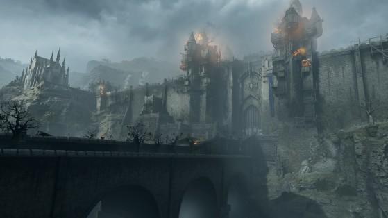 Région de l'Archipierre du Petit Roi - Demon's Souls