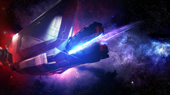Star Citizen : Rapport mensuel d'octobre pour Squadron 42