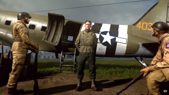 Medal of Honor - Above and Beyond : Oculus Quest 2 et Gallery Trailer