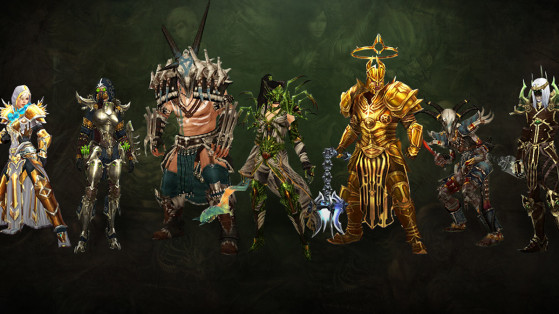 Diablo 3 : Tier list des meilleurs builds de classes pour la Saison 22 & du Patch 2.6.10