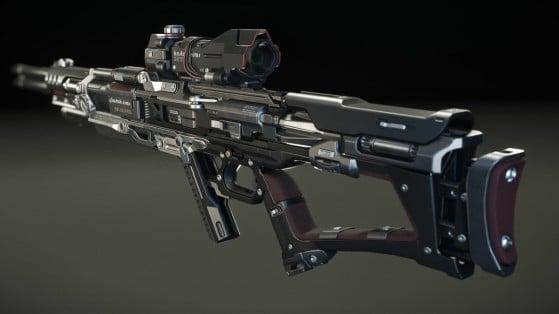 Star Citizen: Armes FPS: Scalpel