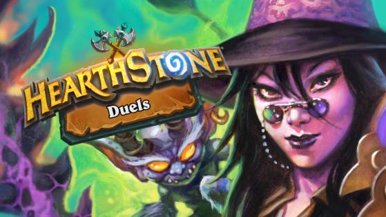 Hearthstone Duels : Guide des trésors dans Duels, Ates concepteur de jeu