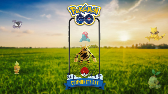 Community Day de décembre dans Pokémon GO