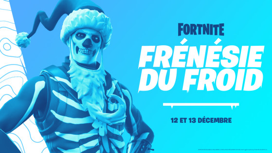 Fortnite : tournoi Frénésie Du Froid en trio, infos et date de l'événement