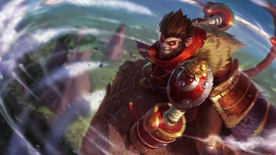 Wukong Top : build, runes - Guide Wild Rift LoL