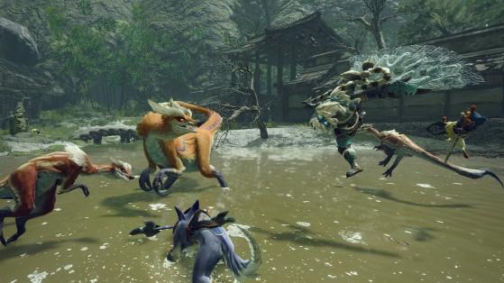 Grand Izuchi  Monster Hunter Rise : Comment le battre, guide et astuces