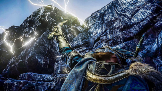 Arme légendaire, soluce AC Valhalla : où trouver le marteau de Thor ?