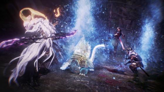 Image issue du troisième DLC de Nioh 2 - Nioh 2
