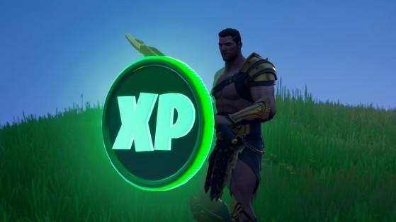 Fortnite : pièces XP saison 5 semaine 12, où les trouver