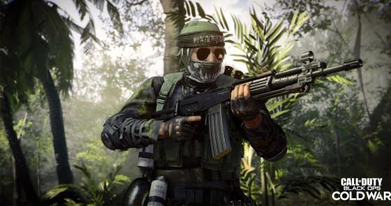 Black Ops Cold War : comment débloquer le FARA 83 et le LC10