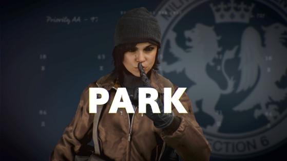 Black Ops Cold War saison 2 : les défis d'opérateur pour Park