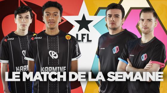 LoL — LFL 2021 : BDS vs KCorp, le match de la Semaine 8