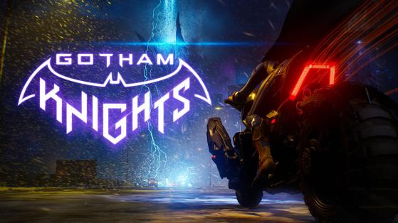 Gotham Knights est lui aussi repoussé en 2022
