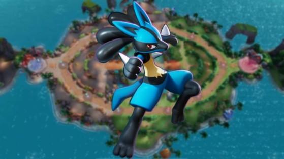 Lucario Pokémon Unite : build, attaques, objets et comment le jouer