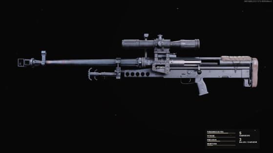 Black Ops Cold War Warzone : Comment débloquer le ZRG 20mm ?