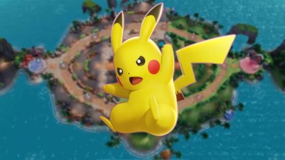 Pikachu Pokémon Unite : build, attaques, objets et comment le jouer