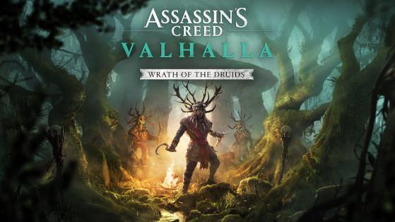 AC Valhalla : report du DLC La Colère des druides