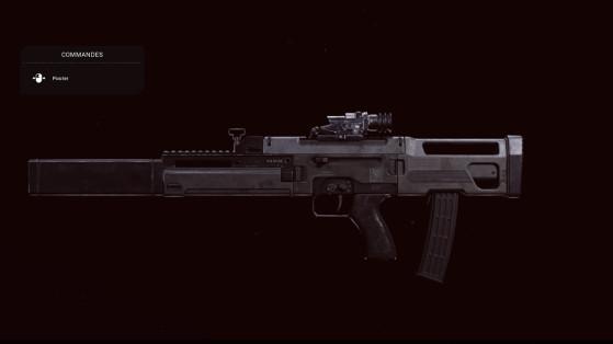 Quelle est la meilleure classe pour le CARV.2 sur Warzone ?