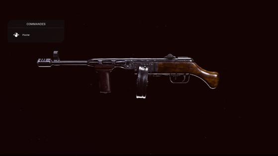 Quelle est la meilleure classe pour la PPSh-41 sur Warzone ?