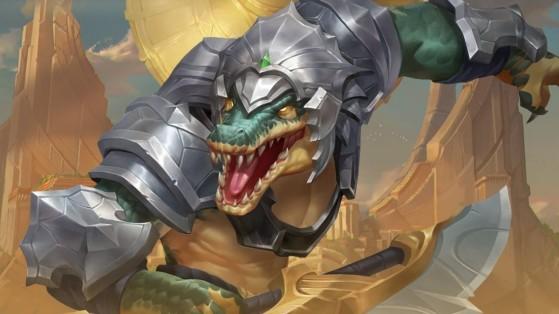 Renekton Top : build, runes - Guide Wild Rift LoL