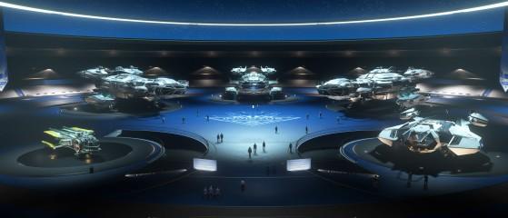 RSI, Argo, Origin et Consolidated Outland. - Star Citizen
