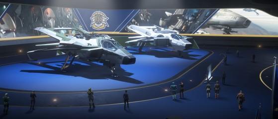 Anvil Aerospace. - Star Citizen