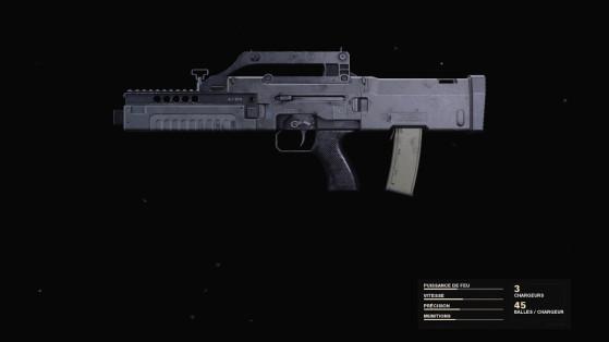 Quelle est la meilleure classe pour la CARV.2 sur Black Ops Cold War ?