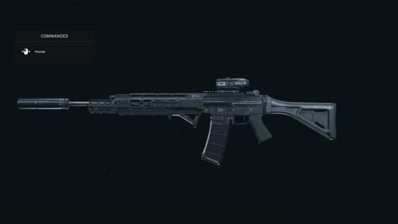 Quelle est la meilleure classe pour la Grau 5.56 sur Warzone ?