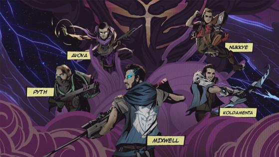 Valorant : G2 Esports présente déjà ses nouveaux héros
