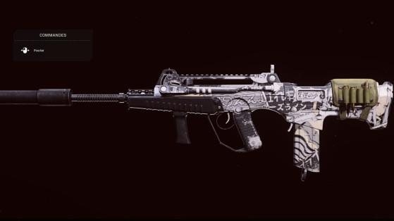 Quelle est la meilleure classe pour la FFAR 1 sur Warzone ?