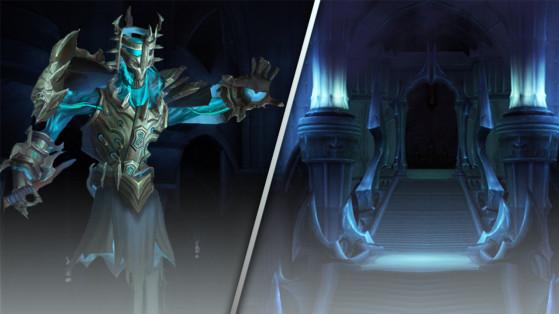 WoW Shadowlands : Vestige de Ner'zhul, Boss Sanctum de la domination