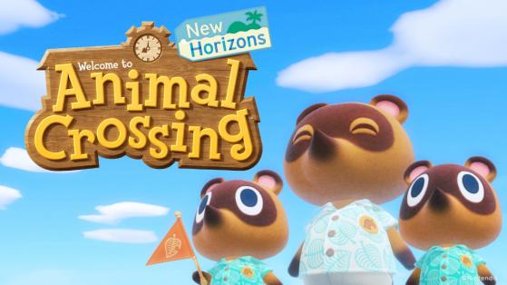 Malgré son absence à l'E3, du contenu pour Animal Crossing New Horizons est prévu !
