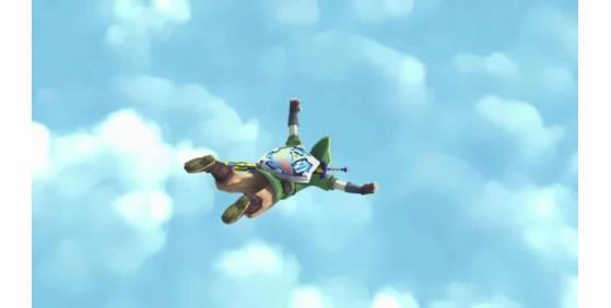 Skyward Sword - Zelda Breath of the Wild 2