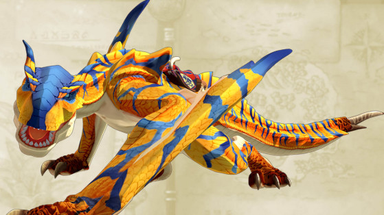 Guide Tigrex Monster Hunter Stories 2 : Battre le monstre royal