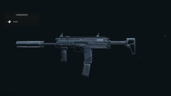 Quelle est la meilleure classe pour la MP7 sur Warzone ?