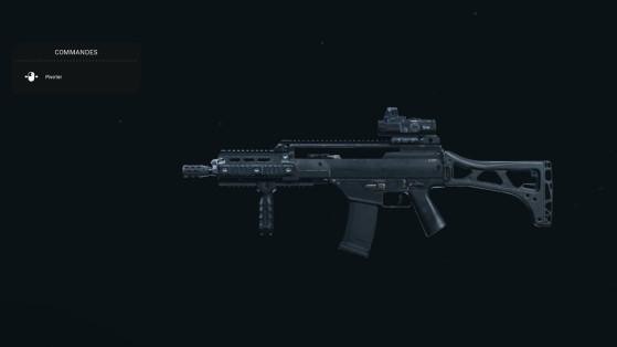Quelle est la meilleure classe pour la Holger-26 sur Warzone ?