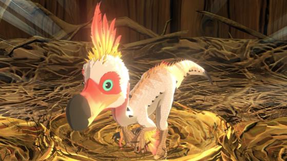 Monster Hunter Stories 2 : Œufs de wyvernes rapaces
