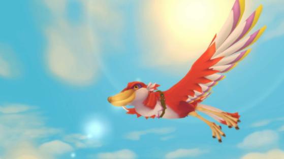 Le Ciel Zelda Skyward Sword HD : tous les quarts de cœur à trouver